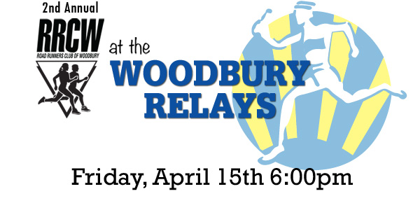 RRCW at the Woodbury Relays